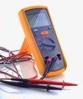 Insulation test meter
