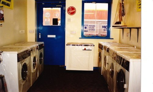 Reconditioned washers