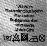 What do the wash symbols mean?   Whitegoodshelp