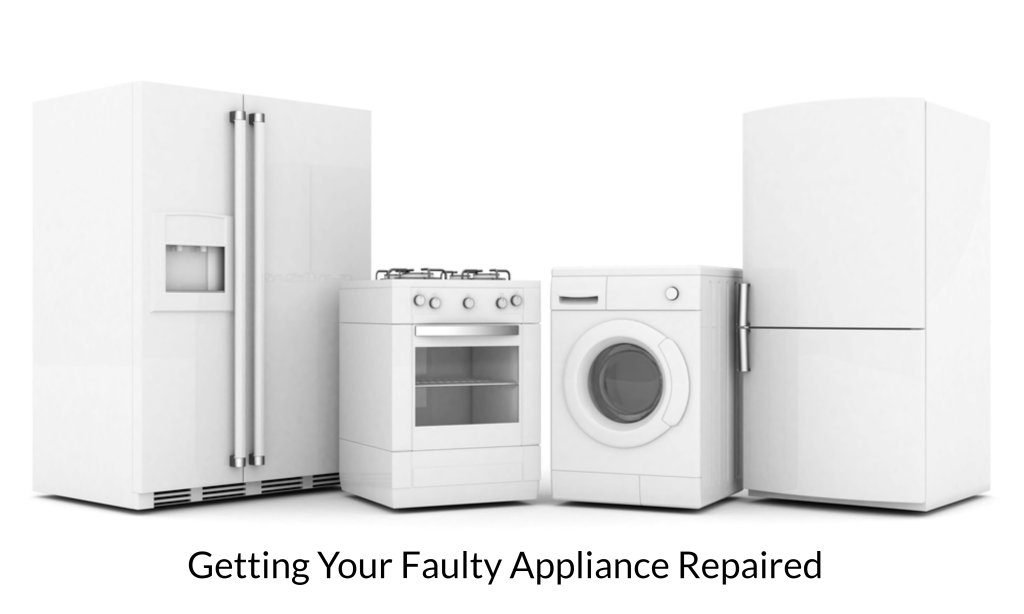 Appliance Repairs Category