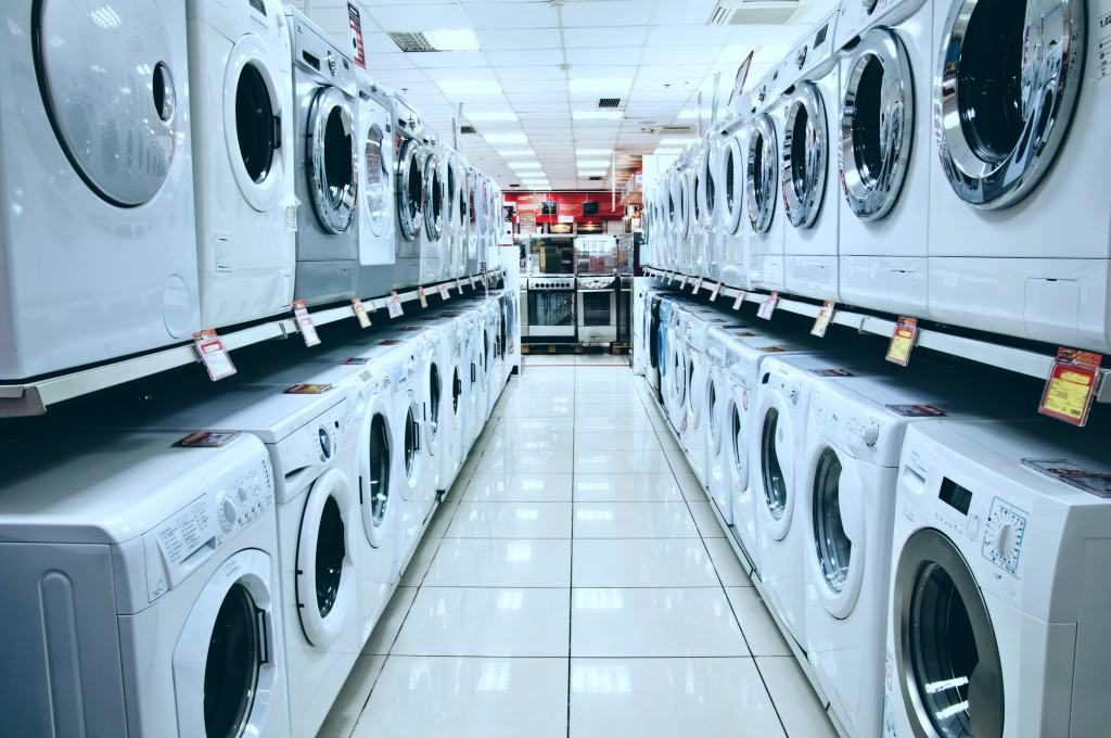 White goods appliances