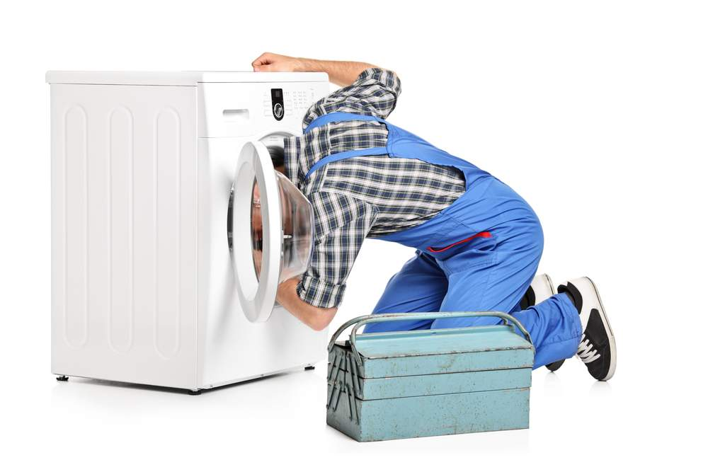 Troubleshooting washing machines